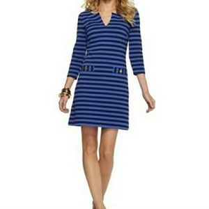 Lilly Pulitzer Charlene Striped Shift Dress